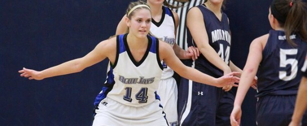 Women's basketball earns gritty victory over Catholic