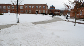Director of Facilities Management explains snow removal
