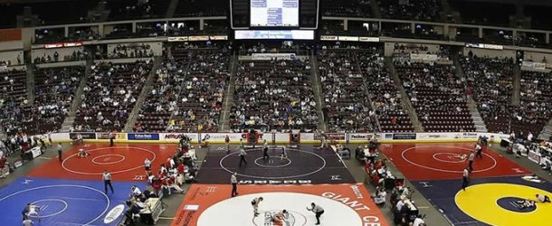 Hershey's Giant Center set to host NCAA Championships