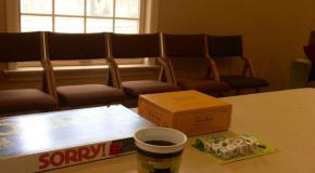Bower Writers House offers comfortable environment for conversation, relaxation during Mellow Monday event series