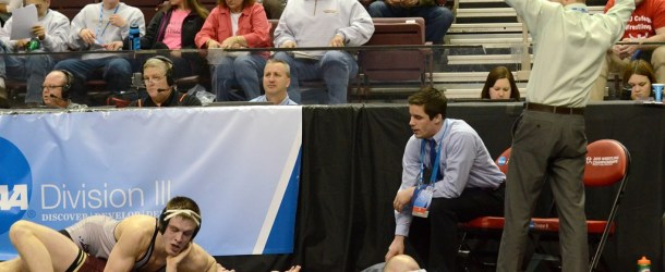 Nation's top wrestlers ascend on Chocolate Capital, USA