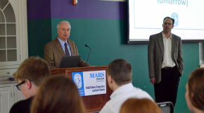 Barnes, Stauffer discuss adaptation, success in changing market