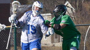 Men's lacrosse stretches winning streak to six straight