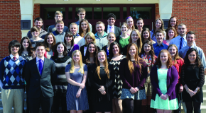 Emergent Scholars luncheon recognizes, rewards sophomores