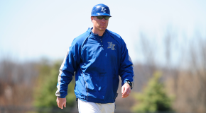 Head baseball coach notches 200th career victory with Jays