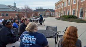 Students support Sexual Assault Awareness, Prevention Month