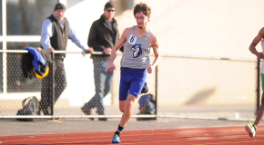 Track and field teams compete at Bucknell, Messiah meets