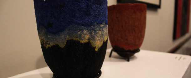 Opening reception for local artist showcases mixed media