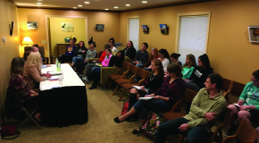 Bowers Writers House sponsors panel, professors discuss research