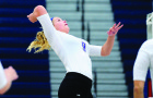 Women's volleyball finishes Landmark Conference play winless
