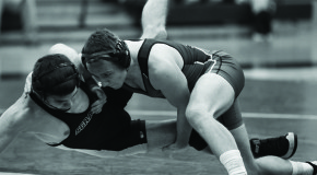 Wrestling places four at Messiah Invitational, Pflanz takes home first
