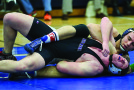 Fernandez takes home title at 198 pounds, leads wrestling to strong finish at Ursinus