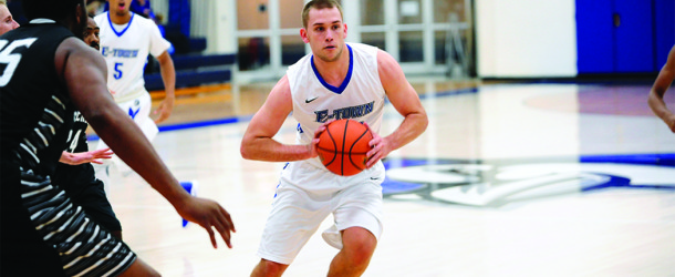 Men's basketball drops Landmark Conference opener