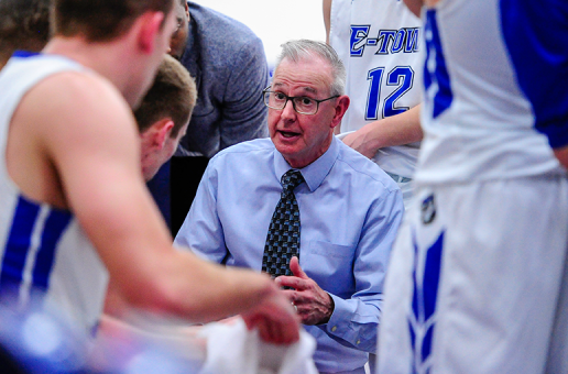 Men's basketball head coach, Bob Schlosser, announces retirement at the end of this season