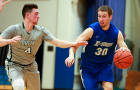 Men's basketball falters in second half, looks ahead to Goucher
