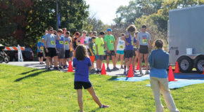 5th Annual Blue Jay 5k Race notices decline in participation