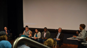 Documentary on race relations followed by panel sparks discussion