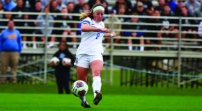 Women's soccer suffers tough loss at home against Catholic