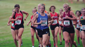 Cross Country dominates at Rochester Yellowjacket Invitational