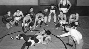 The Elizabethtown College athletic program through the years: the 1950s