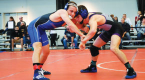 Five Etown Wrestlers Place at Ursinus Fall Brawl, Ghione Finished Runner-Up