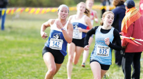 Women's XC second at regionals, advance to DIII champs