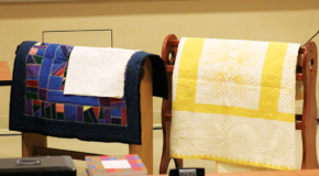 Award winner talks about stories, history behind Amish quilt-making