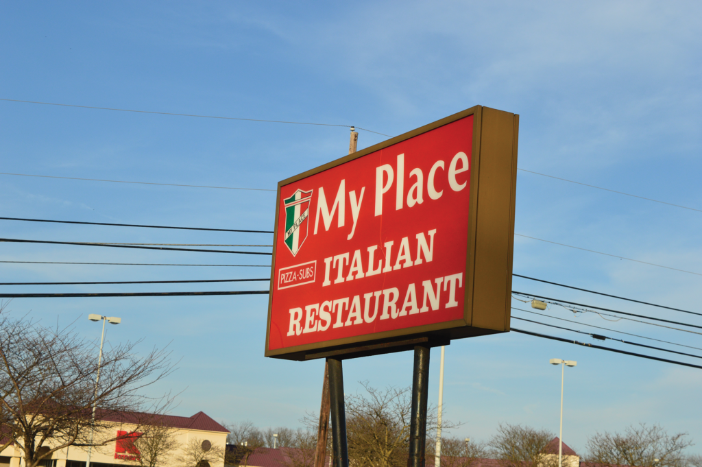 Business Profile My Place Italian Restaurant And Pizzeria The