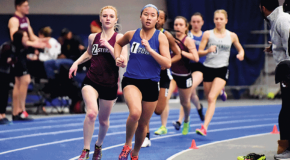 Track and field participates at Susquehanna and Dickinson